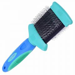GogiPet Multibrush for the easy dog care and cat care
