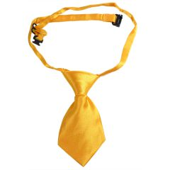 Dog tie - Self-tie for dogs Sunny yellow