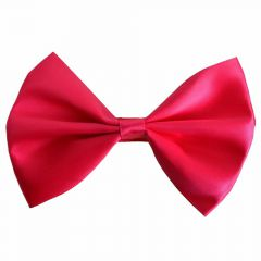 Pink bow tie for dogs by GogiPet®