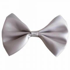 Grey bow tie for dogs by GogiPet®