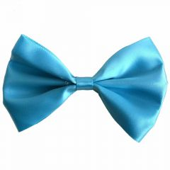 Lightblue bow tie for dogs by GogiPet®