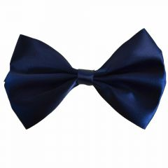 Navyblue bow tie for dogs by GogiPet®