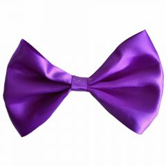Violet bow tie for dogs by GogiPet®