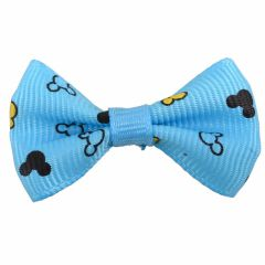 Mickey Mouse Hairbow light blue by GogiPet