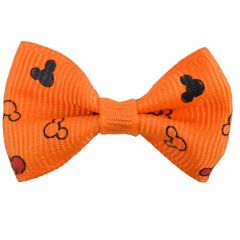 Mickey Mouse Hairbow orange by GogiPet