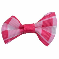 Handmade dog mesh pink checkered by GogiPet