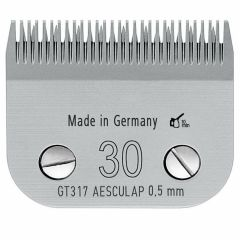 Aesculap GT317 Clip blade with 0,5 mm Size 30
