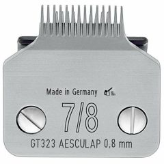 Aesculap Clip blade Size 7/8, 0.8 mm