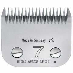 Aesculap blade GT343 Size 7 3 mm coarse