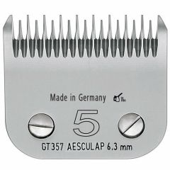 GT357 Aesculap Snap On blade Size 5, 6 mm
