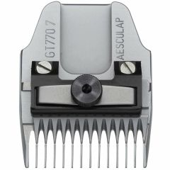 Aesculap GT770 PLUS 7 mm shaving head with knurled head screw for Torqui