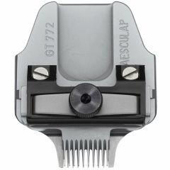 Aesculap GT772 PLUS paw shaver head with knurled screw for Torqui