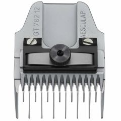 Aesculap GT782 PLUS 12 mm shearing head with knurled head screw for Torqui