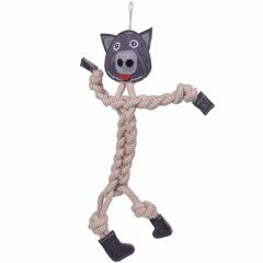 Dog toy bad wolf 65 cm of GogiPet ®