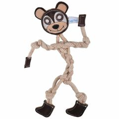 Dog toy GogiPet ® Naturetoy Bear 36 cm