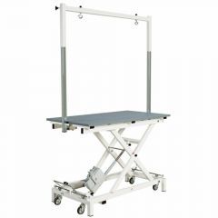 Stabilo Super grooming table with wheels 120 x 65 cm