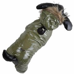 Rainproof, warm dog clothes for the winter