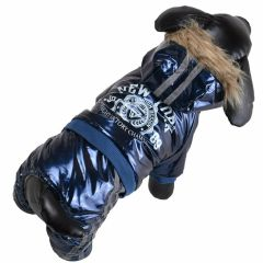 Snow clothing for dogs
