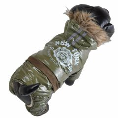 Snow suit for small dogs