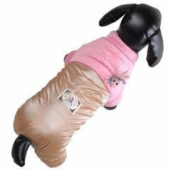 Warm dog clothing for small dogs