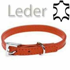 red leather dog collar for rhinestone