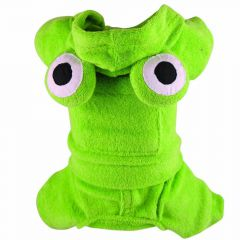 Frog costume for dogs by DoggyDolly DRF004