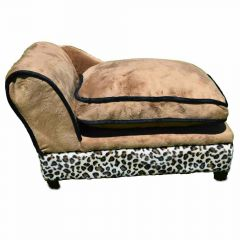 Beautiful dog sofa, Divan for unfolding