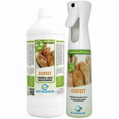 Ecodor EcoFeet saving set against smelly feet -20% special offer