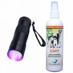 Save 10% with the Ecodor EcoPet and EcoLight Set