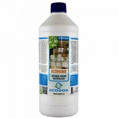 EcoHome 1 Liter - Ecodor EcoHome eliminates unsavoury home odours