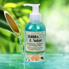Bubbles & Nature hypoallergenic dog shampoo
