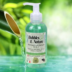 Natural dog shampoos by GogiPet Bubbles & Nature