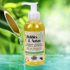 Good dog shampoo for long-haired dogs and against tangles
