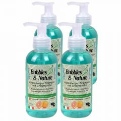 Dog shampoo for the dog hairdresser - chlorhexidine dog shampoo