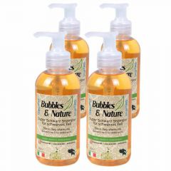 Dog shampoo for the dog hairdresser - Black dog shampoo