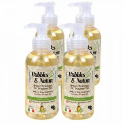 Dog shampoo for groomer - Brown dog shampoo