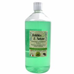 Bubbles & Nature dog shampoo and balm concentrate