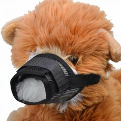 GogiPet Dog Softmuzzle M for 10 - 14 cm nose size