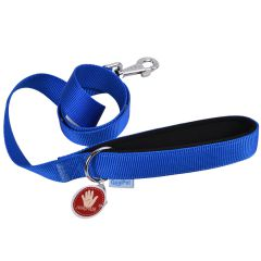 Blue Super Premium dog leash from GogiPet
