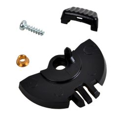 Heiniger Midi adjustment wheel with screw (spare part)