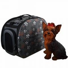 Small dog bag with shoulder strap for dogs and cats