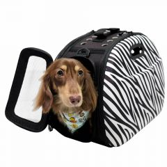 High quality dog carrier for small dogs