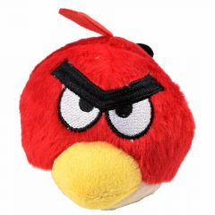 Angry birds plush toy - dog toy