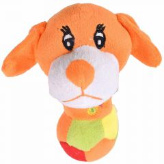 Orange dog stuffed dog for dogs - 10 years Onlinezoo special