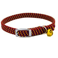 Red Kitty cat collar from GogiPet