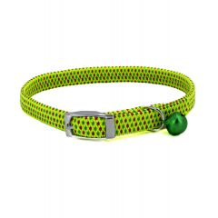 Yellow Kitty cat collar from GogiPet