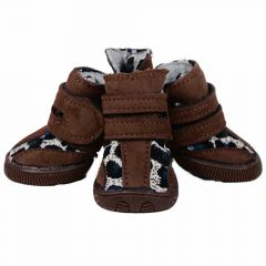 GogiPet dog shoes tiger cat