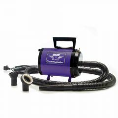 Purple dog dryer Metro - Professional blower for groomer