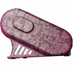Snakcover for DP Automatic Dog Brush - Darl Pink