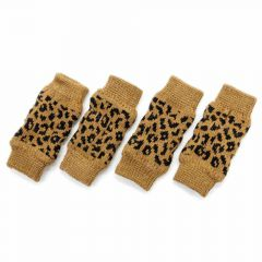 GogiPet dog leggings brown cheetah